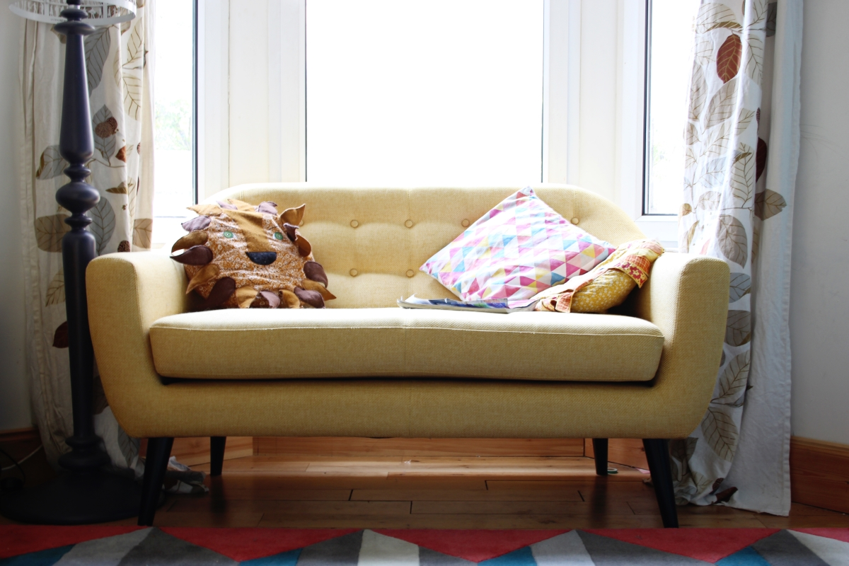 Photo gallery: Our sofa
