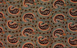Persian rugs Boteh Jegheh pattern