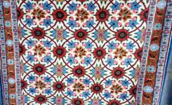 Persian rug patterns: Mina Khani