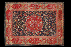 Persian rug pattern: The Rosette