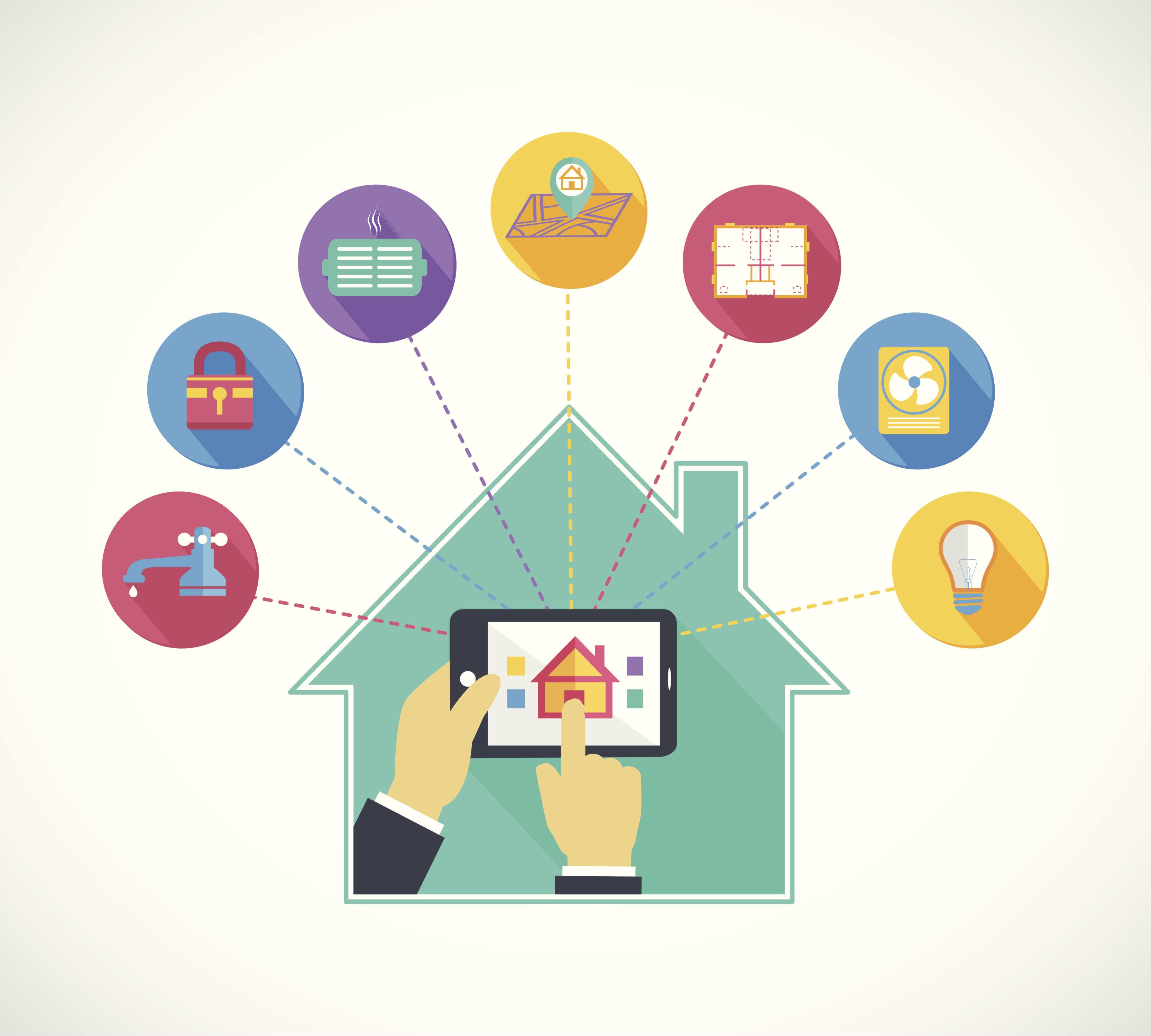 Smart home. shortjpg
