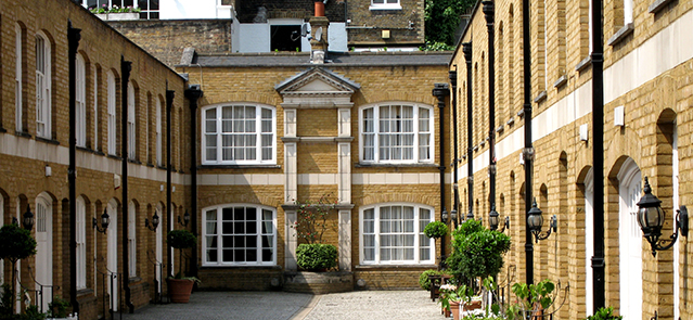 Beverston Mews Marylebone London