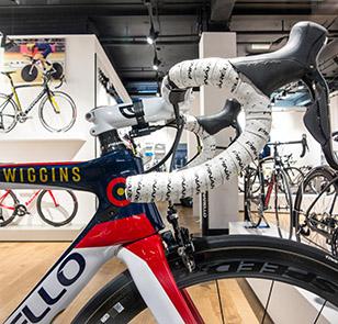 Pinarello Bike Shop in London