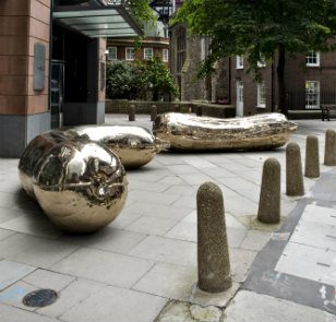 Sculpture in the City Sarah Lucas marrows