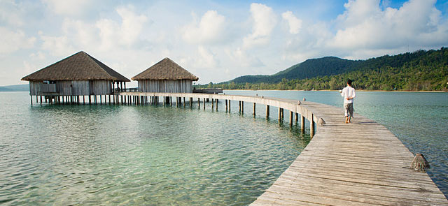 Song Saa Private island. Image shot 2015. Exact date unknown.