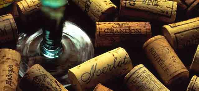 Wine corks multi national