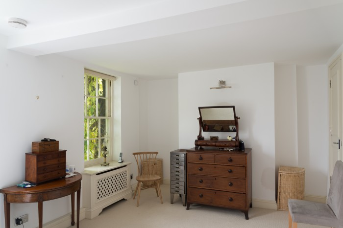 Holly Cottage in Hampstead, First-Floor front room, before start of work