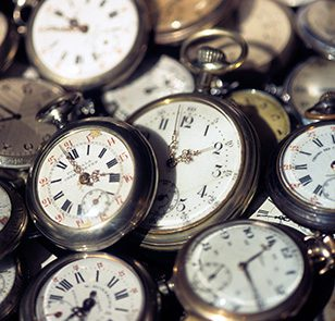 A468YK Collection of  antique watches