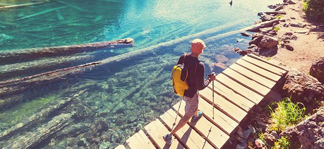 Garibaldi lake. Image shot 08/2016. Exact date unknown.