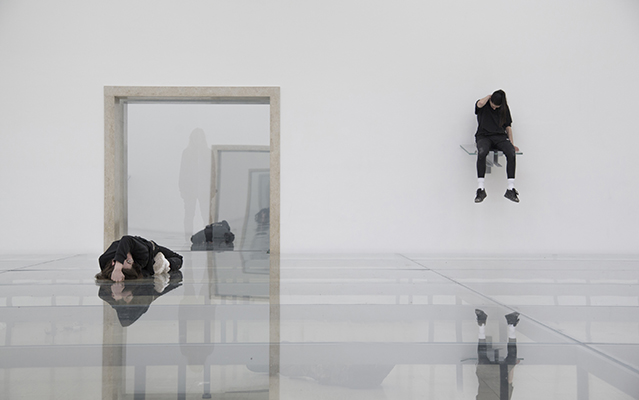 Anne Imhof, Faust, 2017