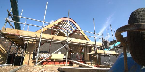 Renovations and extensions made with the very Best Laid Plans