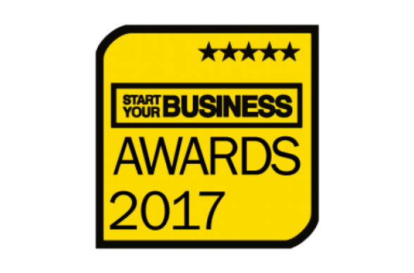 Start your business awards 2017