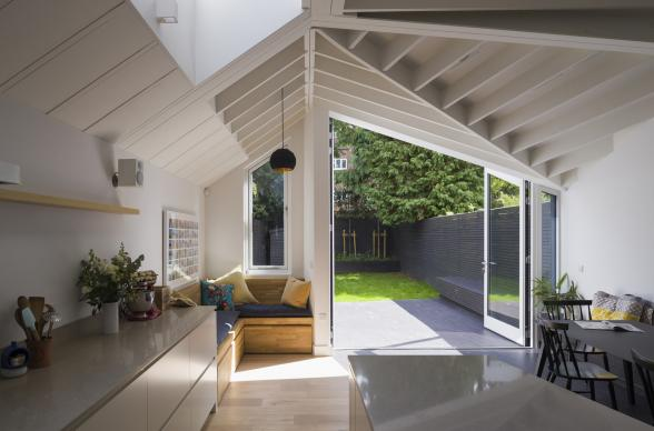 Taper House Mustard Architects